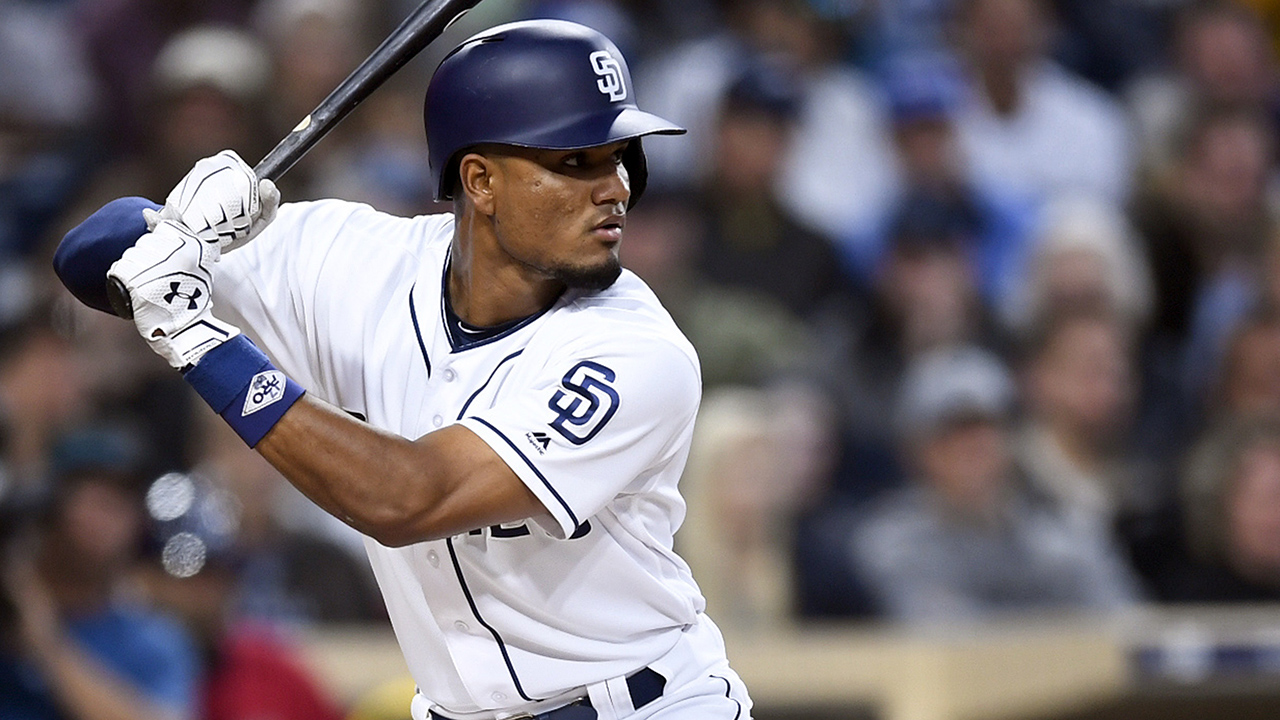 Roles growing for Padres' Rule 5 rookies