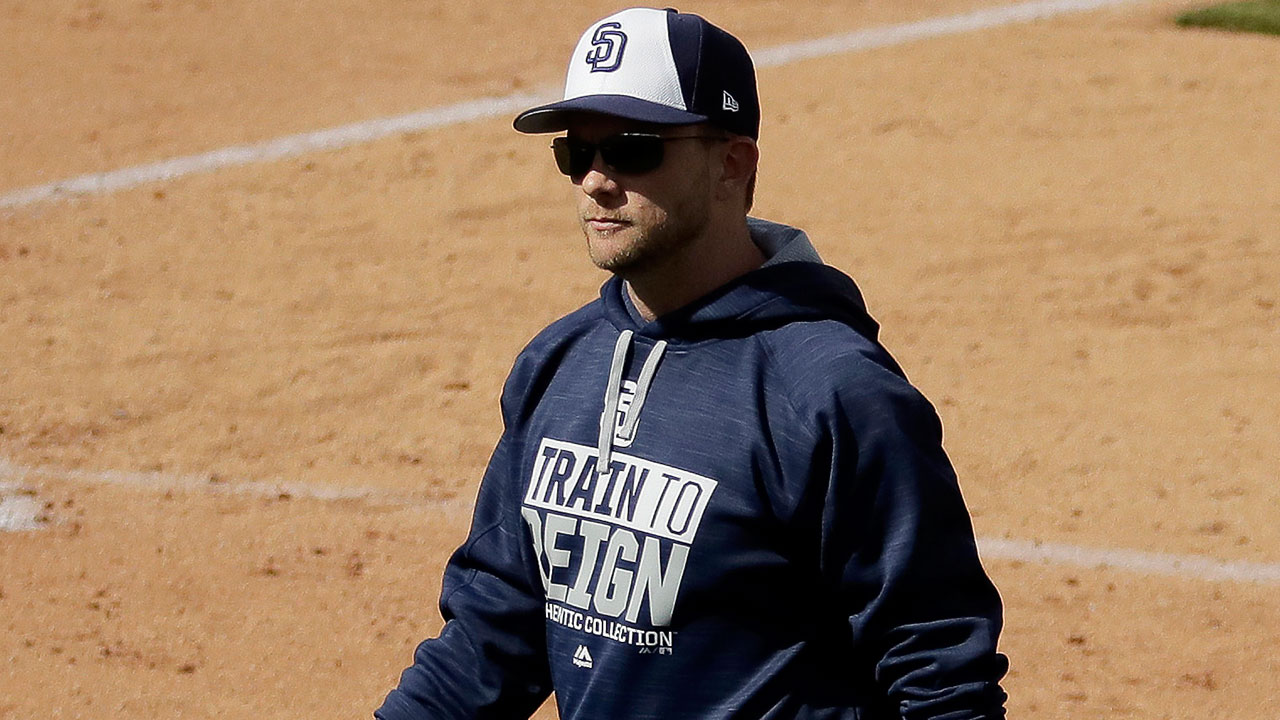 Padres rotation could be decided by flexibility